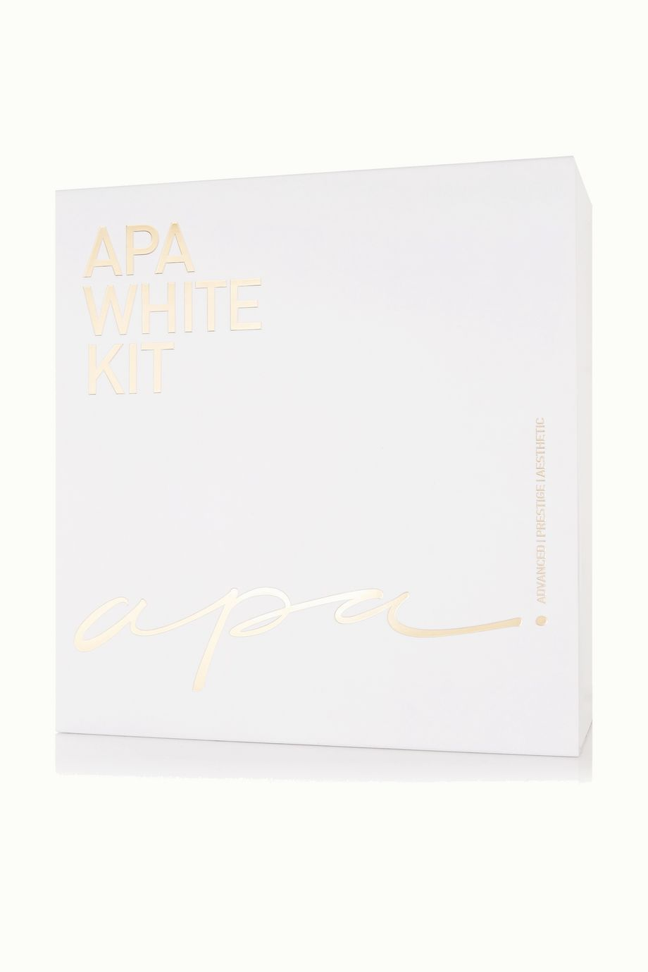 Apa Beauty + Jonathan Adler Apa White Kit