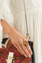 Chloé EXCLUSIVE Gold-tone ring