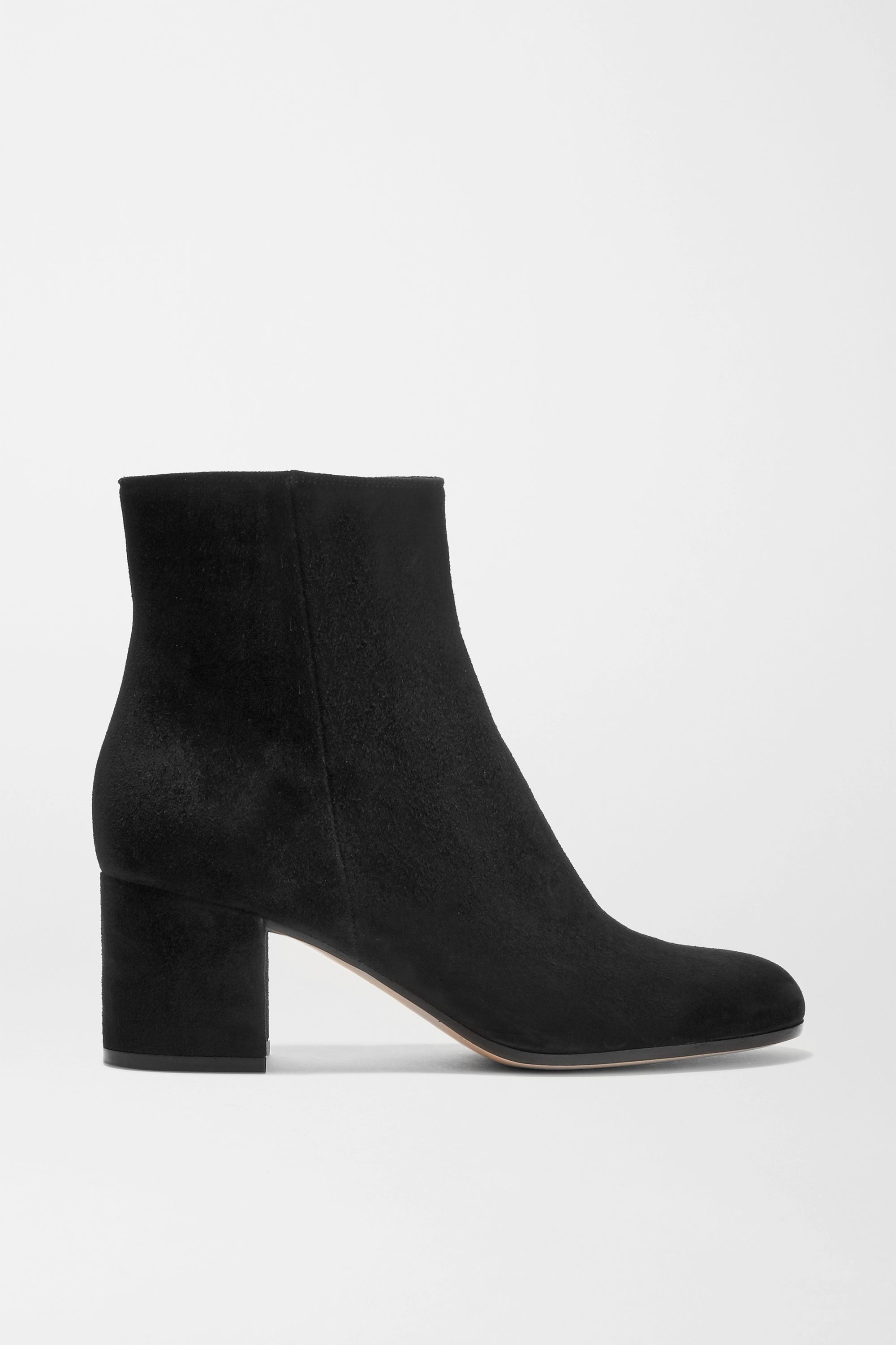 Black Boots Ankle
