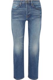 FRAME Rigid Re-Release Le Original high-rise straight-leg jeans