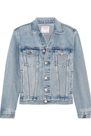 FRAME Rigid Re-Release denim jacket