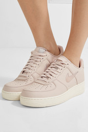 NikeLab Air Force 1 leather sneakers