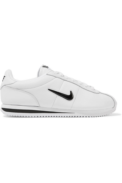 on sale 1a4dd 6e379 Nike. Cortez Basic Jewel leather sneakers