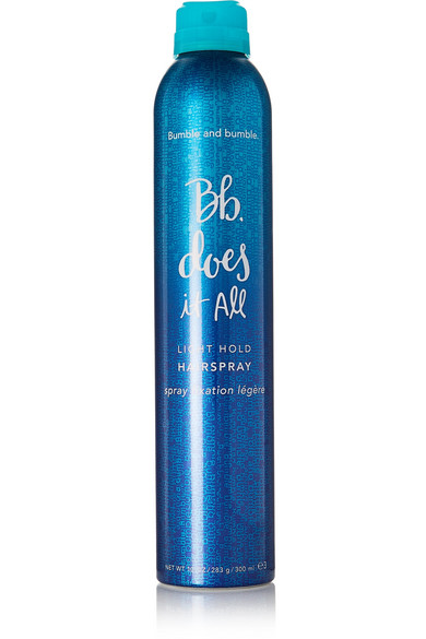 DOES IT ALL LIGHT HOLD HAIRSPRAY, 300ML - COLORLESS
