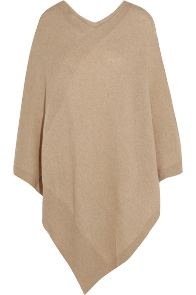 tomas maier female 186518 tomas maier asymmetric cashmere poncho beige