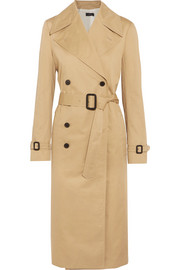 Joseph Townie double-breasted cotton trench coat
