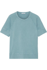 Supima cotton-terry sweatshirt