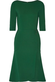 Roland Mouret Healey stretch-cady dress