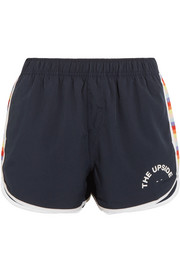 Sunset Run shell shorts