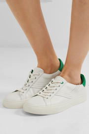 Tory Burch Leather sneakers
