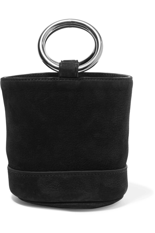 SIMON MILLER Bonsai 15 nubuck bucket bag