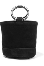 Bonsai 15 nubuck bucket bag