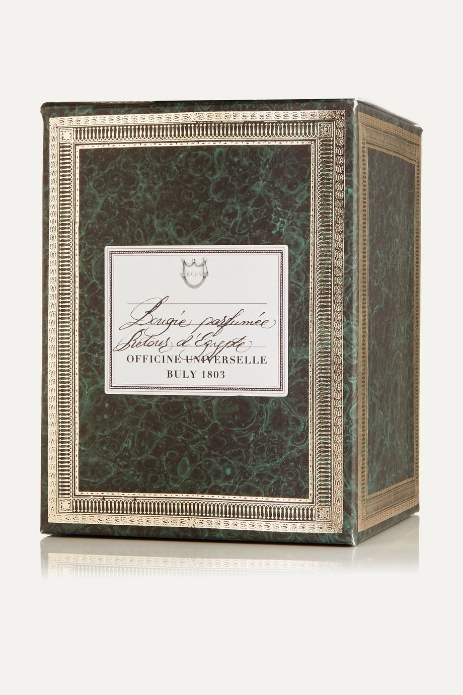 Buly 1803 Generaux d'Empire scented candle