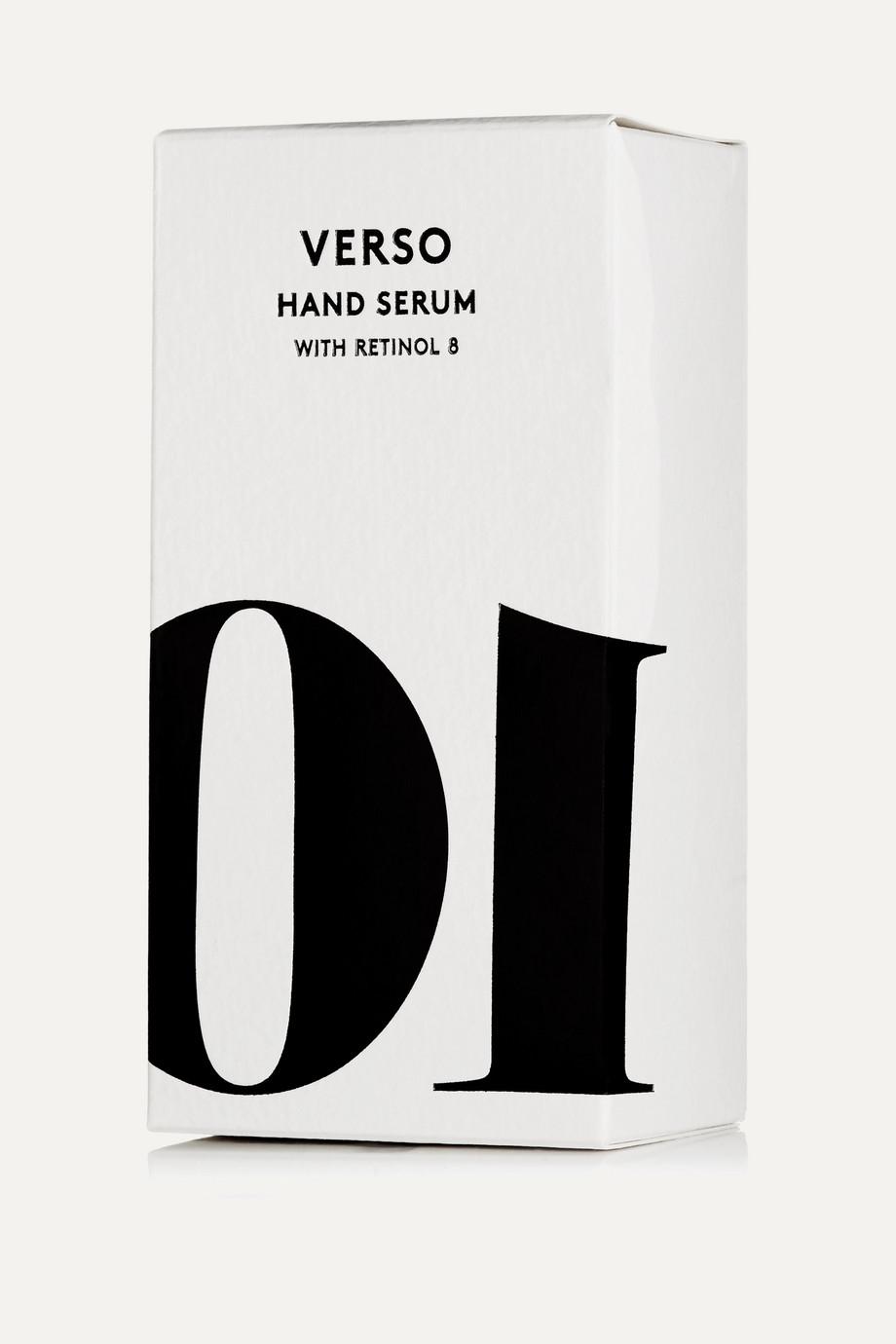 Verso Hand Serum 10, 30 ml – Handserum