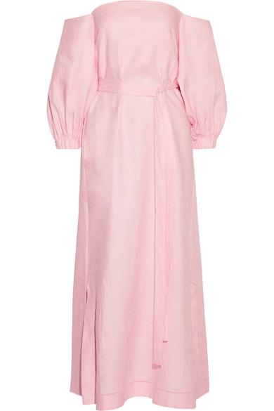 longue Robe lin Marie FernandezRosie Lisa en qtEHwxSnxC