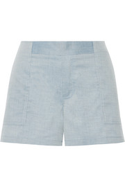 Hatch Republic chambray shorts