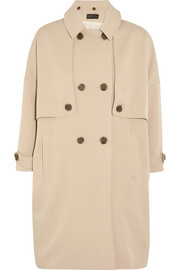 Hatch Gabardine trench coat