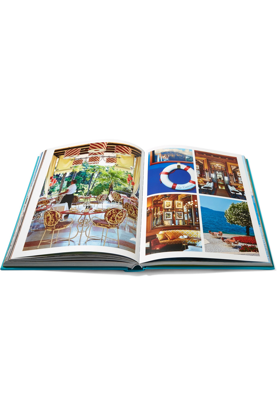 Assouline Chic Stays by Condé Nast Traveler hardcover book