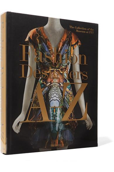 TASCHEN FASHION DESIGNERS A-Z HARDCOVER BOOK