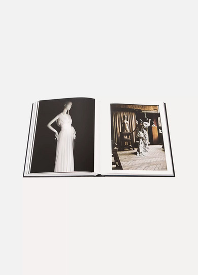 9effed40424 Yves Saint Laurent by Farid Chenoune and Florence Muller handcover book
