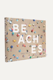 Beaches by Gray Malin hardcover book
