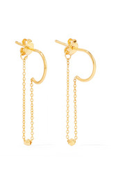SCOSHA Gold-tone earrings