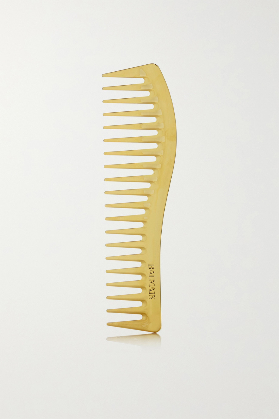Balmain Paris Hair Couture Gold-plated Styling Comb