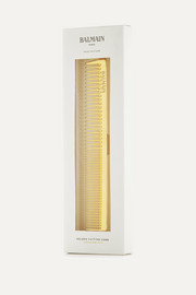 Gold-plated cutting comb