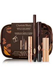 Charlotte Tilbury Quick 'N' Easy Smokey Eye Evening Look