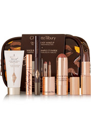 Charlotte Tilbury Quick 'N' Easy Natural Glowing Look