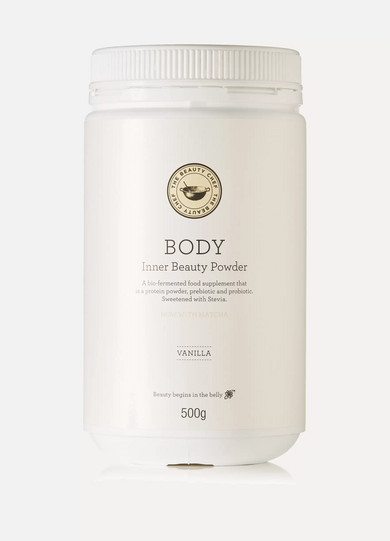 THE BEAUTY CHEF Body Inner Beauty Powder With Matcha - Vanilla, 500G in Colorless