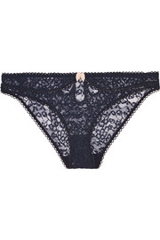 Lola Adoring cutout stetch-lace briefs