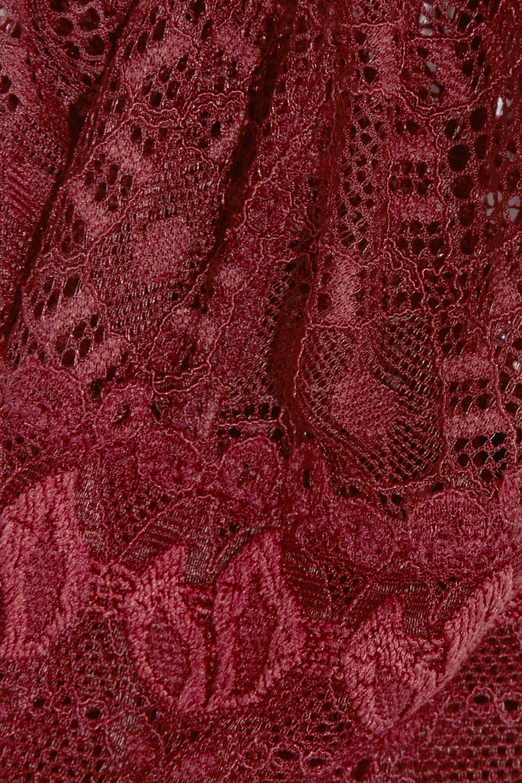 Stella McCartney Jasmine Inspiring lace soft-cup bra