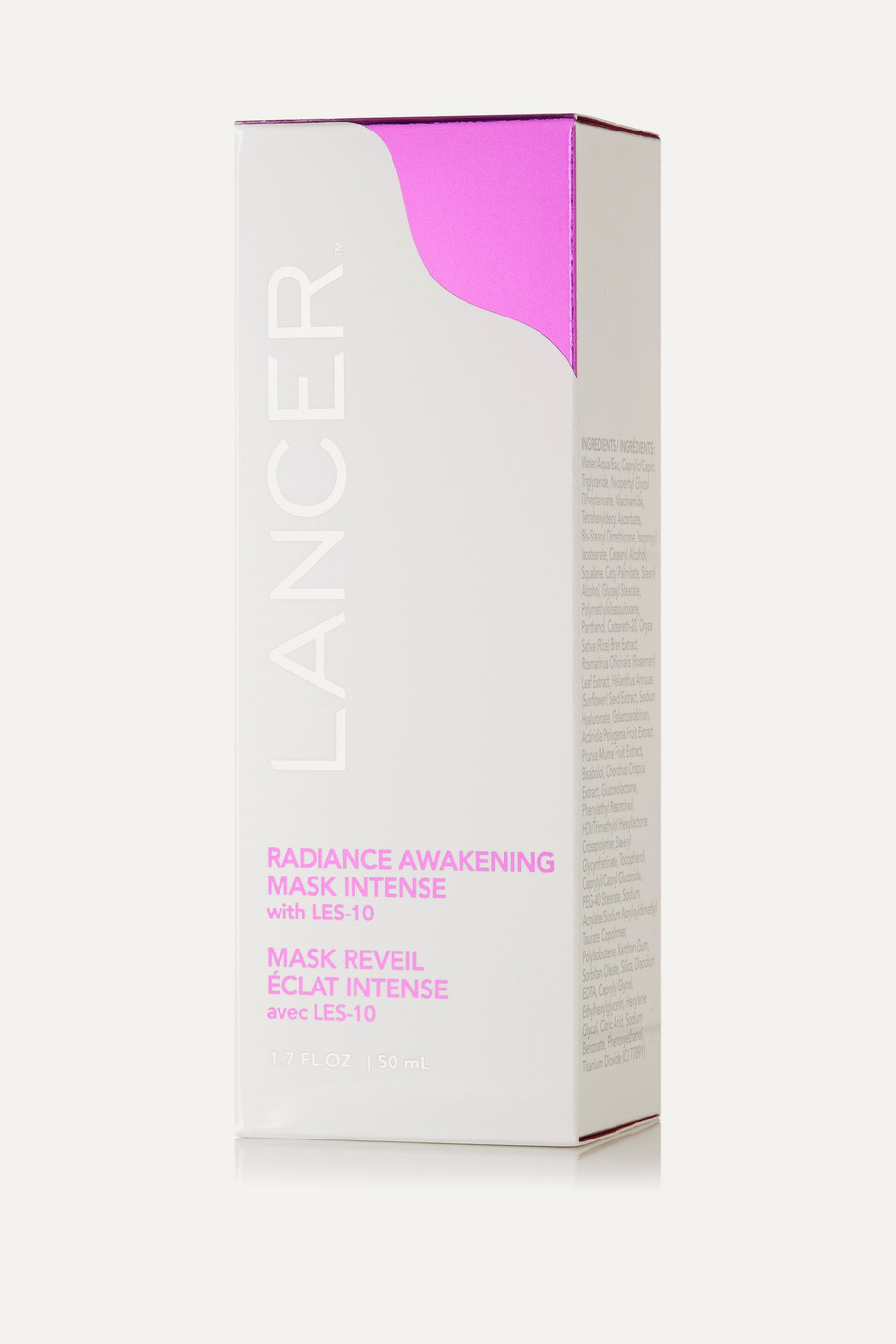 Lancer Radiance Awakening Mask Intense, 50ml