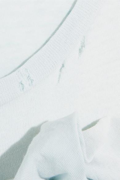 Verkauf Verkauf Online Freies Verschiffen Wählen Eine Beste RE/DONE + Hanes 1950s T-Shirt aus Baumwoll-Jersey in Distressed-Optik Rabatt Mit Kreditkarte Freies Verschiffen Bester Großhandel 2018 Neue Preiswerte Online XpguAiDff5