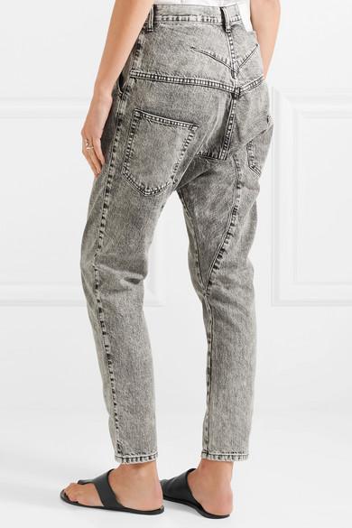 Super Lo Slung Cropped Jeans - Mid denim Bassike 0lCoyAVC