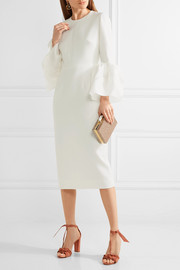 Margot crepe de chine dress