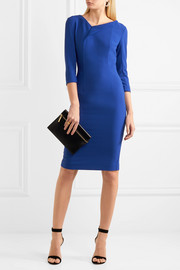 Roland Mouret Ashby crepe dress