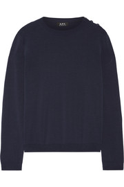Aura cotton sweater