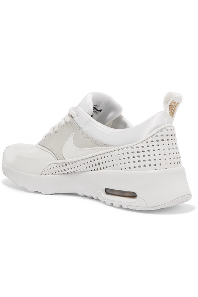 nike air max thea leather sneakers net a porter