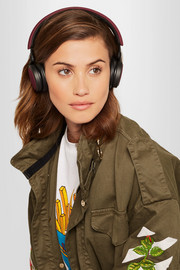 H2 leather headphones