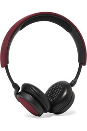 B&O Play H2 leather headphones
