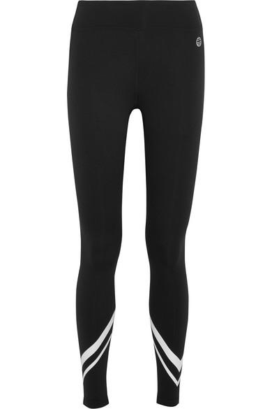 Tory Sport Leggings aus Stretch-Tactel® mit Print