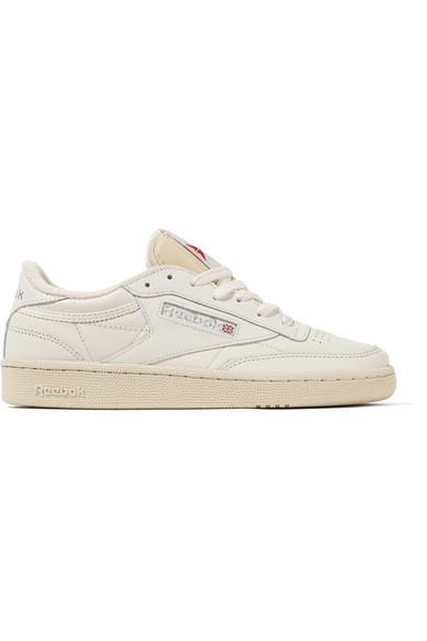 Reebok. Club C 85 Vintage leather sneakers 389d30005