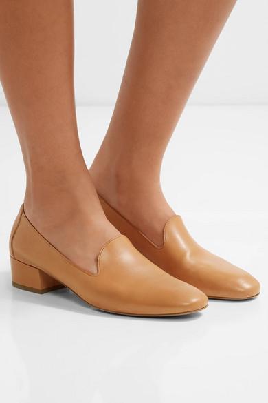 11d49289a75 Mansur Gavriel. Venetian leather loafers