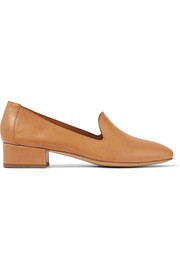 Venetian leather loafers