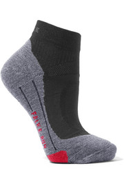 RU4 knitted socks