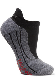 RU4 Invisible knitted socks