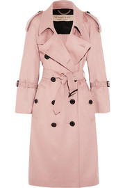 Burberry The Lakestone cashmere trench coat