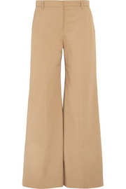 Burberry Cotton-blend twill pants